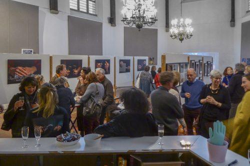 Goed bezochte expositie en boekpresentatie